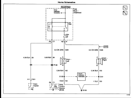 gm horn wiring diagram gm wiring diagrams online power to the relay from the battery power from battery to horn
