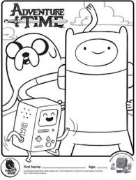 Small Picture adventure time coloring pages Coloring Things Pinterest