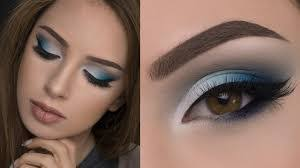 smoky eye makeup is one of the great ideas to look astounding with wver dress you want to wear for the party smoky eyes are typically created with