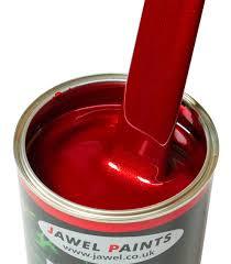 Custom Colours Jawel Paints