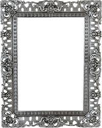 Black ornate frame Gloss 1883 2378 10 Yawebdesign Ornate Black Picture Frame Transparent Png Clipart Free Download