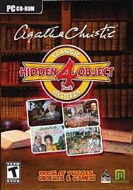 Full access to agatha christie: Amazon Com Hidden Object Agatha Christie Mysteries 4 Game Pack Video Games