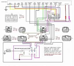 dual car stereo wiring diagram pioneer connector new wire xd250
