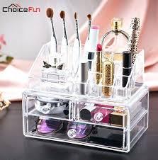 muji drawers makeup acrylic desk storage transpa plastic home drawer desk desktop storage box organiser clear muji drawers makeup