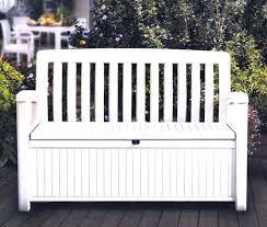 Large White Deck Box Medium Size Of Storage Patio Bin Outdoor
