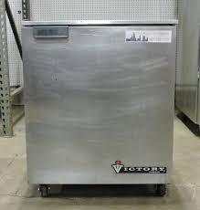 new used restaurant supplies equipment chicago tampa victory uf 27 sst commercial undercounter 1 door freezer