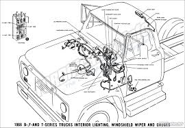 1966 ford truck wiring diagrams fordification info the \'61 \