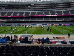 Soldier Field Section 136 Seat Views Seatgeek