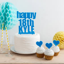 Cake Toppers Cake Decorations Acrylic Toppers Funky Laser