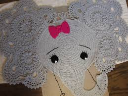 Elephant Rug Crochet Pattern Fascinating Crochet Is The Way Where I've Been
