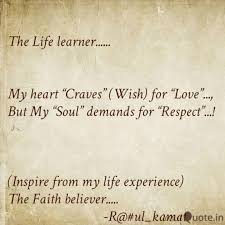 Life Experience Quotes Stunning The Life Learner Quotes Writings By Rahul Kamat