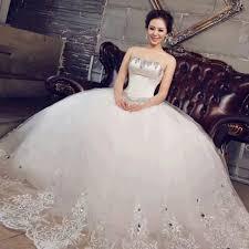 puffy princess wedding dresses