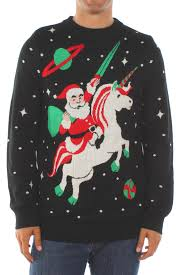 Best Ugly Christmas Sweaters 2017: Santa on a Unicorn for Men 22 Sweater Ideas Women \u0026 in 2019 - Funny
