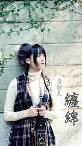 Cute Asian Girl Camera Photoshoot 4K ...