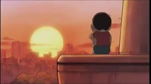 Hình ảnh nobita buồn đẹp nhất | Hình ảnh, Hoạt hình, Hình