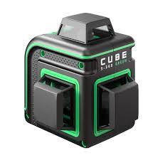 <b>Нивелир</b> лазерный <b>ADA CUBE 3-360</b> GREEN BASIC EDITION ...