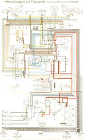 bosch t1 wiring diagram wiring diagram schematics baudetails info vw bus wiring vw wiring diagrams picture