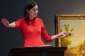 The $116m pause — and the art of the auctioneer   Times2   The Times