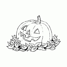 25 Ontwerp Halloween Pompoen Tekenen Kleurplaat Mandala Kleurplaat