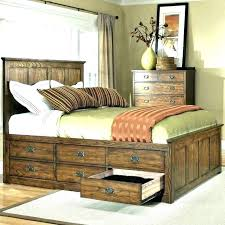 Queen Size Bed Frame With Storage Underneath Diy – list3d.co