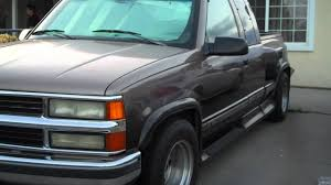 Chevy 1995 truck - YouTube