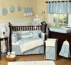 blue sea ocean fishing fish ba boy crib bedding set for newborn baby boy cribs bedding