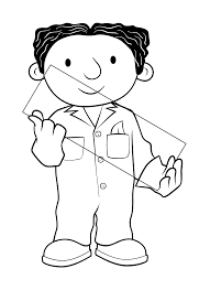 Small Picture Bob the builder Coloring Pages Coloringpages1001com