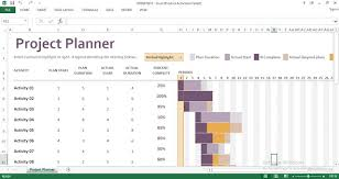 Gantt Chart Model Gantt Project Planner Excel Template Engineering Management