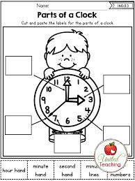 Best 25+ Clock worksheets ideas on Pinterest | Telling time ...