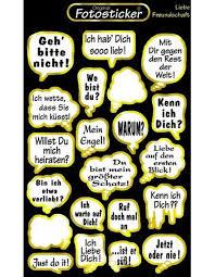 Sticker Liebe Freundschaft Motiv 12 Fun Unlimited Products