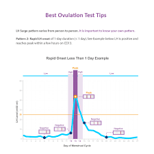 Easy Home 20 Ovulation Lh Urine Test Strips Kit Powered By Premom Ovulation Predictor Ios And Android App 20 Lh Tests