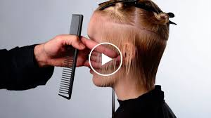 best hair cutting techniques the