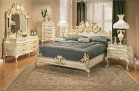 Victorian Bed Frame Luxury Style