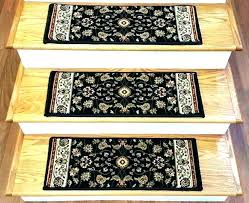 braided rug stair treads mix how to attach braided rug stair treads