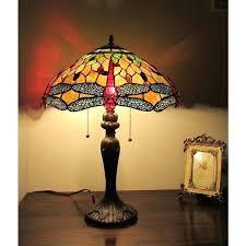 chloe table lamp style dragonfly design 3 light table lamp on free today chloe table lamp