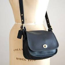 vintage coach handbags vintage coach purse black leather coach saddle purse vintage coach handbags 1980s