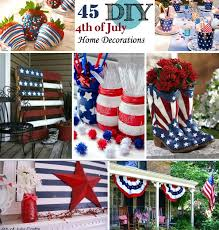 new july decor 45 decoration idea bringing the of spirit into your home decorating clearance to