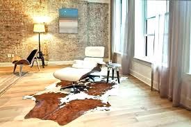 faux animal skin rugs faux animal hide rugs skin cowhide rug home decor best lovely inside
