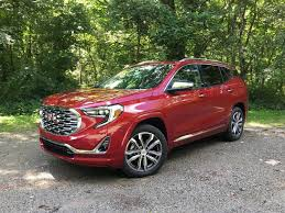 2018 gmc suv. unique gmc more than just a pretty face the 2018 gmc terrain is completely  redesigned model this secondgeneration compact crossover available with new engines  in gmc suv