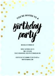 Free Online Party Invitations With Rsvp Teenage Party Invitations Midipyrenees