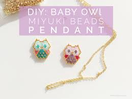 after seeing beautiful miyuki beads creations on i was really curious about discovering this interesting beading technique to make pendants and