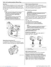 charging suzuki sx4 2006 1 g service workshop manual p0533 honda at Ac Refrigant Pressure Sensor Wiring Diagram 2007 Suzuki Sx4