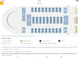 Thomson Dreamliner Aircraft Seating Plan The Best And