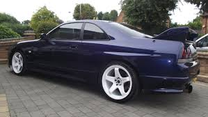 blue r33 gtr gt r register nissan skyline and gtr owners satin polished coil pack cover satin polished twin turbo pipe satin polished hks air filter pipes chrome fuse box cover chrome washer bottle cover