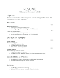 High School Student Resume First Job Example Resume Resume Examples For Teenager First Job Resume Example