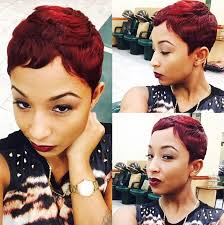 Hairstyle Gallery best 25 red pixie ideas red hair pixie cut red 5384 by stevesalt.us