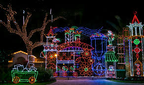 Christmas Lights Christmas Lights Best In West Palm Beach Jupiter Lake Worth