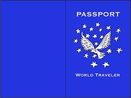 Free Passport Template For Kids 100 Passport Templates Free PDF PSD Designs Creative Template 35