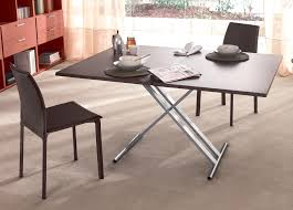 perfect ideas coffee table converts to dining table slate tile laminate premium material high quality furniture