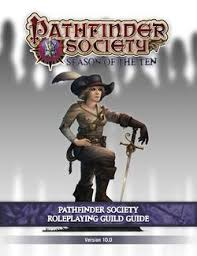 Pathfinder Society Roleplaying Guild Guide Pathfinderwiki